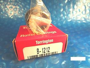 high temperature Torrington B-1212, Full Complement Drawn Cup Needle Roller Bearing
