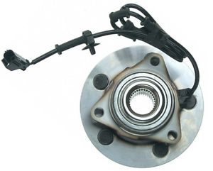 high temperature New Front Wheel Hub and Bearing Assembly with Warranty Ram 1500 with 4 Wheel ABS