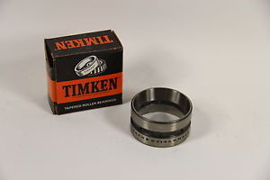 "high temperature Timken 07196D Tapered Roller Bearing OD 1.9690"", OW 0.3750"", Double Cup"