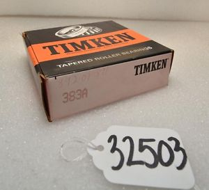high temperature Timken 383A Roller Cup (Inv.32503)