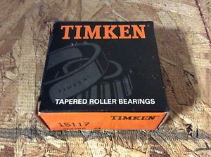 high temperature Timken-bearings,#15117/200202 ,Free shipping lower 48, 30 day warranty!