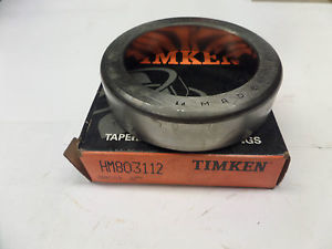 high temperature Timken Tapered Roller Bearing Cup Race HM803112 New
