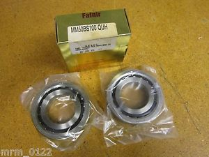 high temperature TIMKEN Fafnir MM50BS100 QUH Superprecision Bearings One Box Of 2 Bearings