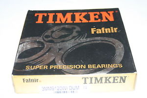 high temperature (1/2 Set) Fafnir 3MM9120.WI.DUM Super Precision Bearings (7020 CDP4A DGB) *