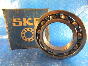 high temperature SKF 6215/P6 Single Row Radial Bearing, 75 mm ID x 130 mm OD x 25 mm Wide