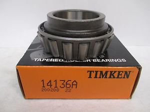 high temperature  TIMKEN TAPERED ROLLER BEARING 14136 A 14136A