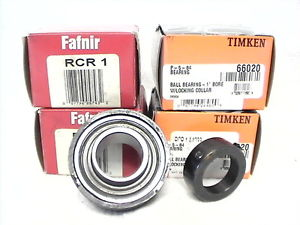high temperature 4 Fafnir RCSM1 2 Torrington RCR1 2 Timken 66020 Bearings With Locking Collar