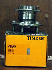 high temperature 1  TIMKEN HA594505 AXLE BEARING AND HUB ASSEMBLY ***MAKE OFFER***