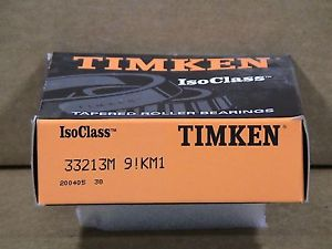 high temperature TIMKEN 33213M ISO Class Tapered Roller Bearing
