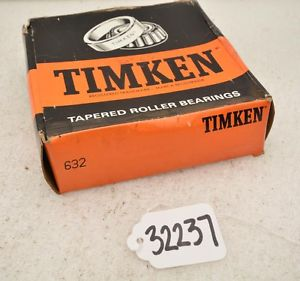 high temperature Timken 632 Outer Race Cup (Inv.32237)