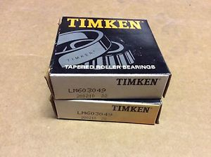 high temperature 2-Timken-Bearing,LM603049 200210 22,Free shipping lower 48, 30 day warranty!