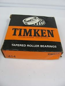 high temperature 1  TIMKEN 414 Cone Tapered Single Cup Roller Bearing Race