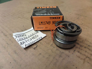 high temperature Timken Roller Bearing Assembly Kit LM11749 90014 LM1174990014 New