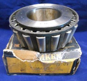"high temperature TIMKEN TAPERED ROLLER BEARING, 6464 CONE, 2.5575"" BORE"