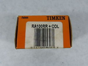 high temperature Timken RA100RR+COL Bearing with Collar !  !