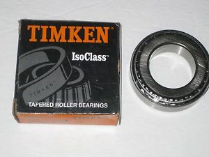 high temperature TIMKEN IsoClass Tapered Roller Bearings 32007X 92KA1  Free US Shipping NOS