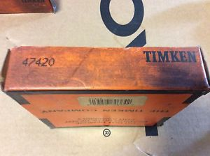 high temperature Timken bearings#47420,Free shipping lower 48, 30 day warranty!