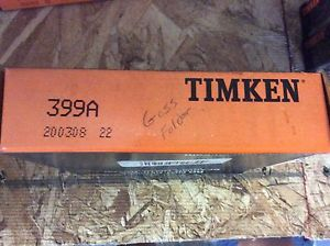 high temperature Timken-bearings,#399A ,Free shipping lower 48, 30 day warranty!
