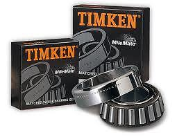 high temperature TIMKEN WHEEL BEARING FRONT TOYOTA LANDCRUISER 1969-8/73 4 & 6 CYL FJ40 FJ45 3.9L