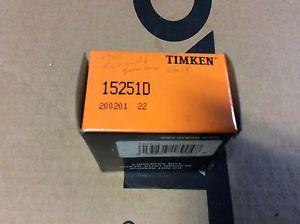 high temperature Timken bearings#15251D ,Free shipping lower 48, 30 day warranty!