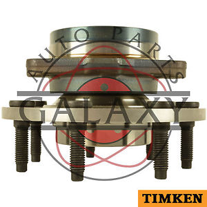 high temperature Timken Front Wheel Bearing Hub Assembly Fits Ford F-250 Super Duty 1999