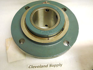 high temperature DODGE 054849 FLANGE TYPE PILLOW BLOCK BEARING FC-E-090MR-NL 90M BORE   IN BOX