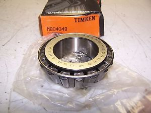 """high temperature  TIMKEN M804048 TAPERED ROLLER BEARING CONE 1.8750"""" ID 1.0000"""" WIDTH"""
