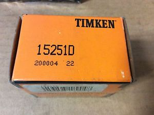 high temperature Timken bearings# 15251D ,Free shipping to lower 48, 30 day warranty
