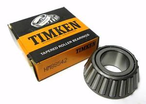 """high temperature  TIMKEN HM88542 TAPERED BEARING CONE 1.2500"""" BORE X 1.094"""" WIDTH (6 AVAIL)"""