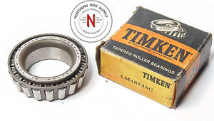 "high temperature TIMKEN LM48548C TAPERED ROLLER BEARING CONE, 1.375"" ID, .72"" WIDTH"