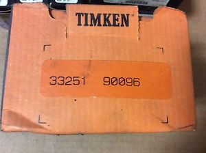 high temperature Timken Bearings#33251 90096 ,Free shipping to lower 48, 30 day warranty