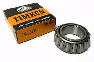 "high temperature  IN BOX TIMKEN 14137A TAPERED BEARING SINGLE CONE 1.3750"" ID X 0.7710"" WIDTH"