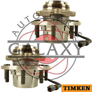 high temperature Timken Pair Front Wheel Bearing Hub Assembly For Ford F350&450 Super Duty 99-04
