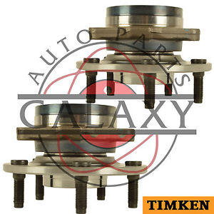 high temperature Timken Pair Front Wheel Bearing Hub Assembly Fits RAM 1500 1994-1999