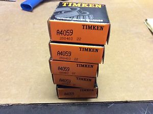 high temperature 5-Timken-Bearing,#A4059 200403 22,Free shipping lower 48, 30 day warranty!