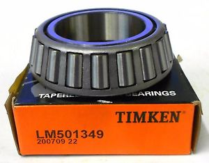 "high temperature TIMKEN TAPERED ROLLER BEARING LM501349, 1.6250"" BORE, 0.7800"" WIDTH"