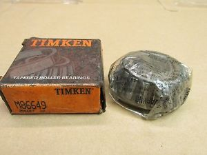 "high temperature NIB TIMKEN M86649 TAPERED ROLLER BEARING CONE M 86649 1-3/16"" ID X 21.433 mm W"
