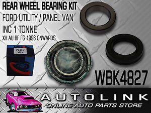 high temperature TIMKEN REAR WHEEL BEARING KIT SUIT FORD FALCON XH PANEL VAN XR6 – XR8 EACH x1