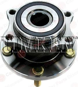 high temperature New Timken Wheel Bearing and Hub Assembly, HA590169