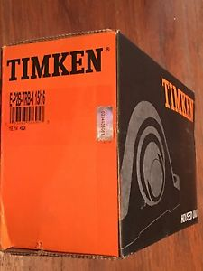 high temperature Timken E-P2B-TRB-1 15/16 pillow block bearing