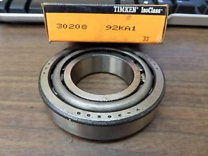 high temperature  TIMKEN TAPERED ROLLER BEARING 30208 92KA1 Y-30208 Y30208 X30208