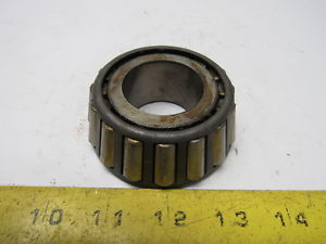 "high temperature Timken 3878 Precision Single Cone Roller Bearing 1-7/16"" Bore"
