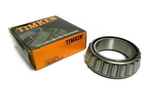 """high temperature  IN BOX TIMKEN LM104949 ROLLER BEARING CONE 2"""" BORE X 7/8"""" WIDTH (2 AVAIL.)"""