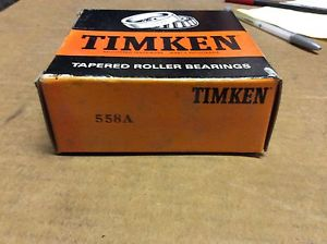 high temperature -Timken bearings#558A,30 day warranty, free shipping lower 48!