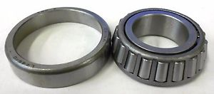high temperature TIMKEN TAPERED ROLLER BEARING SET, CUP L44610, CONE L44643