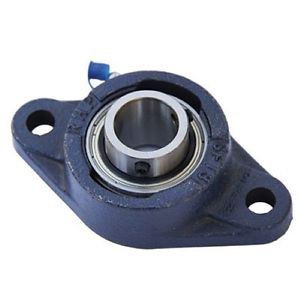 high temperature RHP SKF30 2-Bolt Oval Flange Self Lube Housed Bearing RRS AR3P5