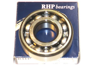 high temperature Triumph right side crank bearing 70-1591 T120 TR6 T100 6T 5T T140 TR7 RHP Ball