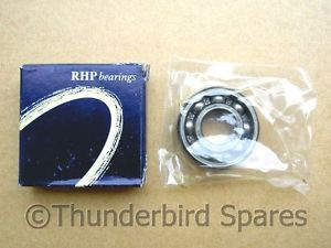high temperature Bearing, Gearbox Mainshaft, T/S, Triumph PU & Unit 650/750, 60-3552, S35-7, RHP