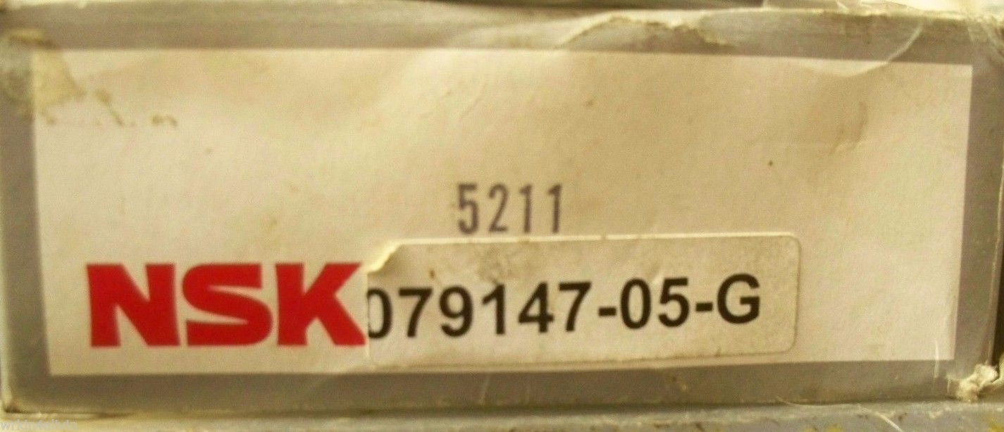 high temperature NSK 5211  079147-05-G     Double Row Ball Bearing