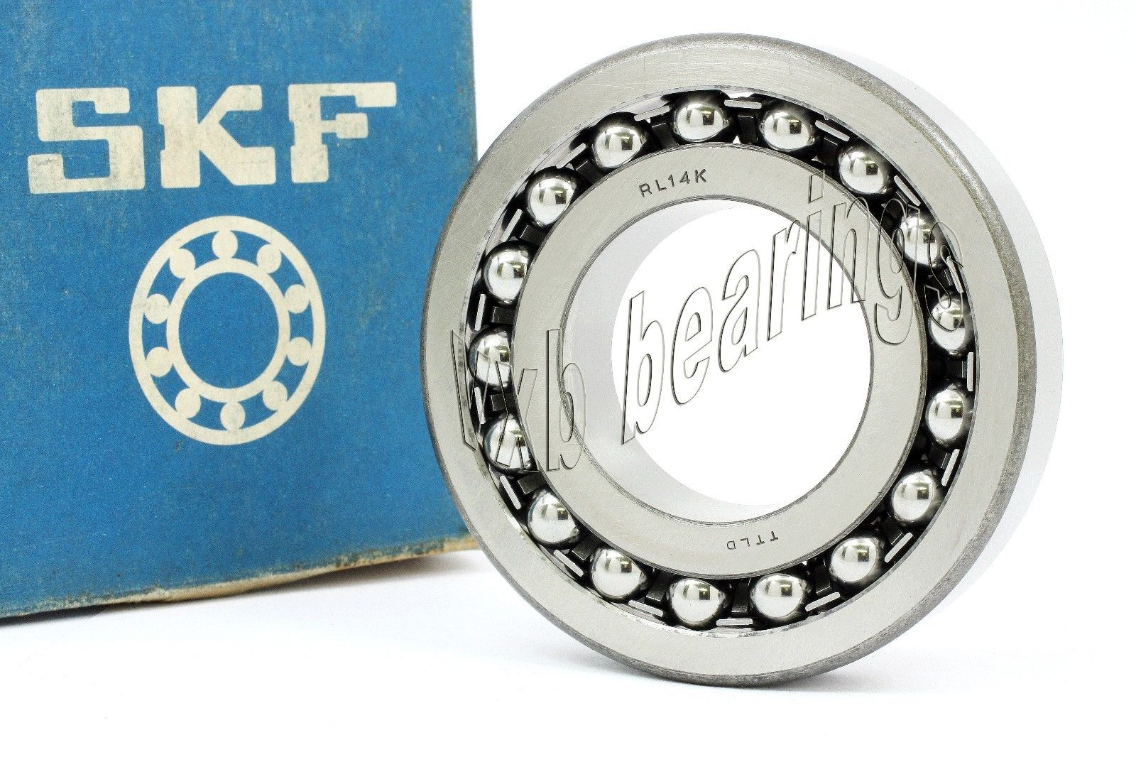 high temperature SKF RL14K Double Row Self-Aligning Ball Bearing   I/D 45mm O/D 95mm Width 20mm